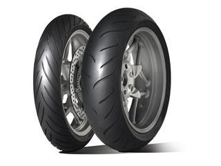DUNLOP Tyre SPORTMAX ROADSMART II 110/80 ZR 18 M/C 58W TL - 574629750