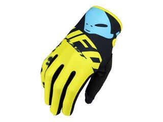 UFO Mizar Kids Gloves Yellow Size 5/6 - 802131740588