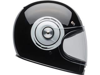 Casco Bell Bullitt DLX BOLT Negro/Blanco, Talla XS
