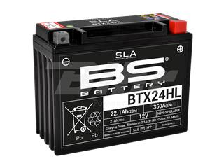 Bateria BS Battery SLA BTX24HL (FA)