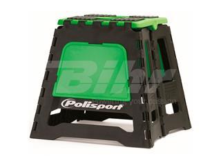 Caballete plegable de plástico Polisport verde 8981500005 - 42865