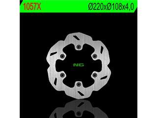 Disque de frein NG 1057X pétale fixe