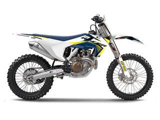 Kit déco KUTVEK Racer blanc Husqvarna - 78201321
