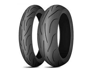 Pneu MICHELIN PILOT POWER 2CT 160/60 ZR 17 M/C (69W) TL