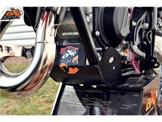 AXP GP HDPE Skid Plate Black KTM SX125
