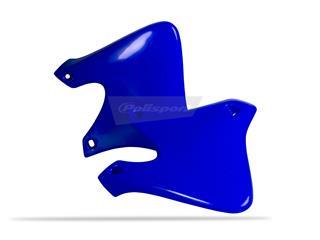 Ouïes de radiateur POLISPORT bleu Yamaha YZ250F/YZ426F - PS115B05