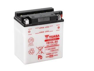 Batterie YUASA YB10L-B2 conventionnelle - 32YB10LB2
