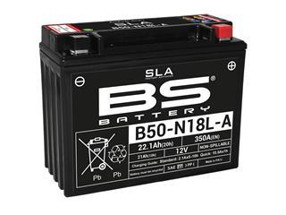 Batterie BS BATTERY B50N18L-A SLA sans entretien activée usine - 321076
