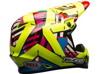 Casque BELL MX-9 Mips Tagger Gloss Double Trouble Yellow taille XL - fa0e2cb0-9659-4a84-a394-f6c845569e1b