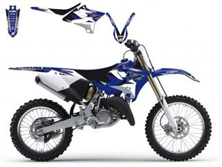 Kit déco complet BLACKBIRD Dream Graphic 3 Yamaha YZ125/250 - 78101992