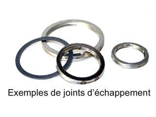 JOINT D'ECHAPPEMENT POUR GILERA 125 1984-93 - 656009