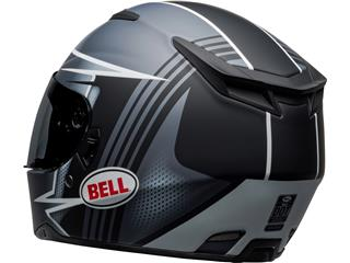 BELL RS-2 Helmet Swift Grey/Black/White Size XL - fa49f33c-fa33-4b05-a75b-b8691e93a11d