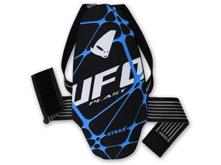 UFO Atrax Back Protector Black Size S