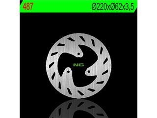 Disque de frein arrière droit NG 487 rond fixe Rieju RS3 - 350487