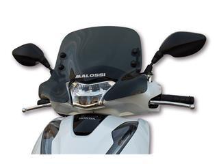 Bulle MALOSSI Sport fumé Honda SH125