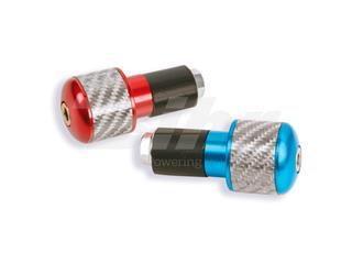 Contrapesos fibra de carbono 13,5. Azul - 845AZ