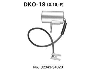 Condensateur TOURMAX Suzuki - 013712