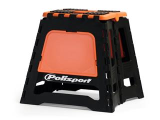 POLISPORT Foldable Bike Stand Orange/Black  - PS028K01