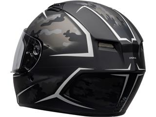 BELL Qualifier Helmet Stealth Camo Black/White Size S - faf71ae0-9e0f-41bc-895b-51423be1ea38
