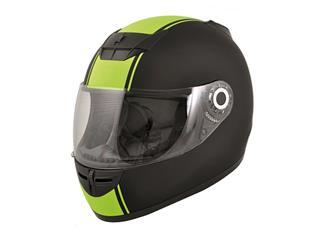 BOOST B530 Helmet 2015 Classic Black/Neon Yellow Matte Size L