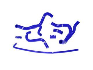 Durites de radiateur SAMCO type origine bleu - 7 durites Honda CBR1000RR