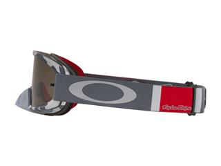 OAKLEY O Frame 2.0 MX Goggle Troy Lee Designs Low Vis Grey Dark Grey Lens - fb7f4664-0fc4-4651-a50d-4f9f25db2f89
