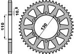PBR Rear Sprocket 42 Teeth Steel Standard 520 Pitch Type 504 - 47000343