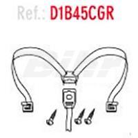 Recambio GOMAS SH45 - D1B45CGR