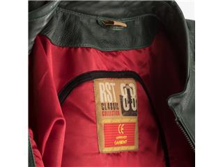 Veste cuir RST Hillberry CE vert taille L homme - fbb8336d-223c-4a06-8d90-ddf1956003b8