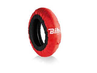BIHR Evo2 Autoregulated Tire Warmer Red Tire 200mm