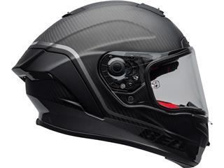 BELL Race Star Flex DLX Helmet Velocity Matte/Gloss Black Size L - fbdaf7ad-cfbf-4d50-8cbf-093c25bce077