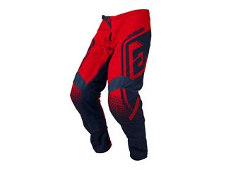 Pantalon ANSWER Syncron Drift rouge/Midnight taille 34
