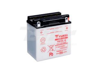 Batería Yuasa YB10L-B Combipack (con electrolito)