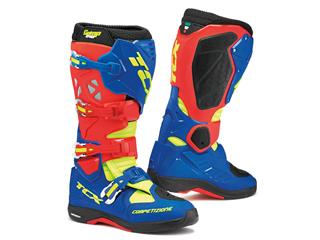 Boot Comp Evo Michelin Red/Blue/Yellow Size 43