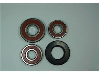 TOURMAX WHEEL BEARING KIT AND GASKET SPI REAR WHEEL - 411858