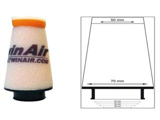 TWIN AIR Tapered Air Filter Rubber Sleeve Ø35mm - fc6cfa07-cfee-4cd4-80b4-3d5c19ee6063