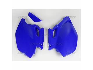 Plaques latérales UFO Bleu Reflex Yamaha WR250F/450F - 78427472