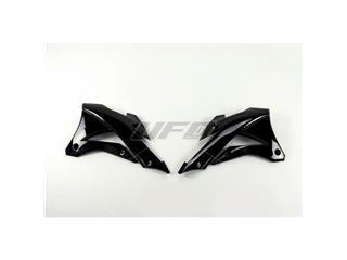Ouïes de radiateur UFO noir Kawasaki KX85 - 78007020