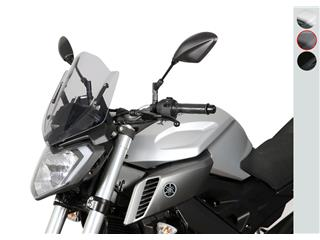 MRA Racing Windshield Smoked Yamaha MT-125