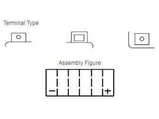Batterie YUASA YTX14AHL-BS sans entretien livrée avec pack acide - fcdb9ceb-ccfe-4b73-84ba-b3c0a6452042