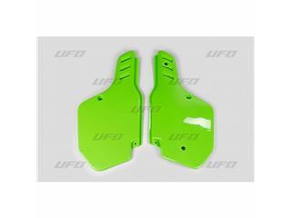 Plaques latérales UFO vert KX Kawasaki KX - 78228242
