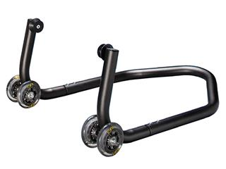 LIGHTECH Modular Rear Lift Stand Black Yamaha T-Max 530