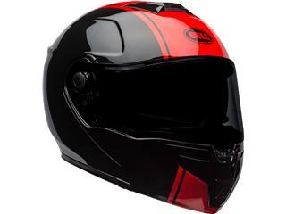 BELL SRT Modular Helmet Ribbon Gloss Black/Red Size XXL - fd642290-2a73-468b-9d5b-5b36a8d09a5d