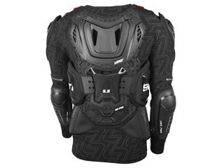 LEATT Body Protector 5.5 Protection Jacket with Sleeves in black, size XXL - fd6fd9e1-3124-42e7-adcb-eeb525b80110