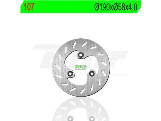 Disco de freno NG 107 Ø190 x Ø58 x 4 - 962107