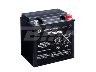 Batería Yuasa YIX30L Combipack (con electrolito)