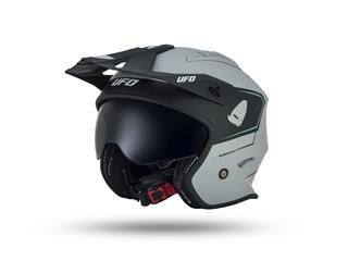 UFO Sheratan Helmet Grey Size L - fddbe228-3629-4fcd-87f7-8ddae62b6b9a