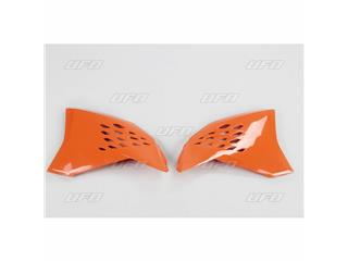 Ouïes de radiateur UFO orange KTM - 78534953