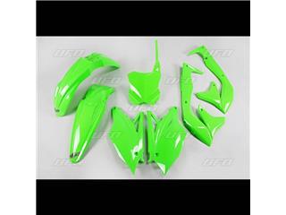 Kit plastique UFO vert fluo Kawasaki KX450F - 78203543