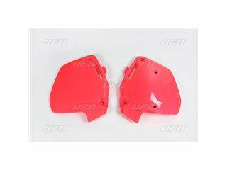 Plaques latérales UFO rouge Honda - 78129832